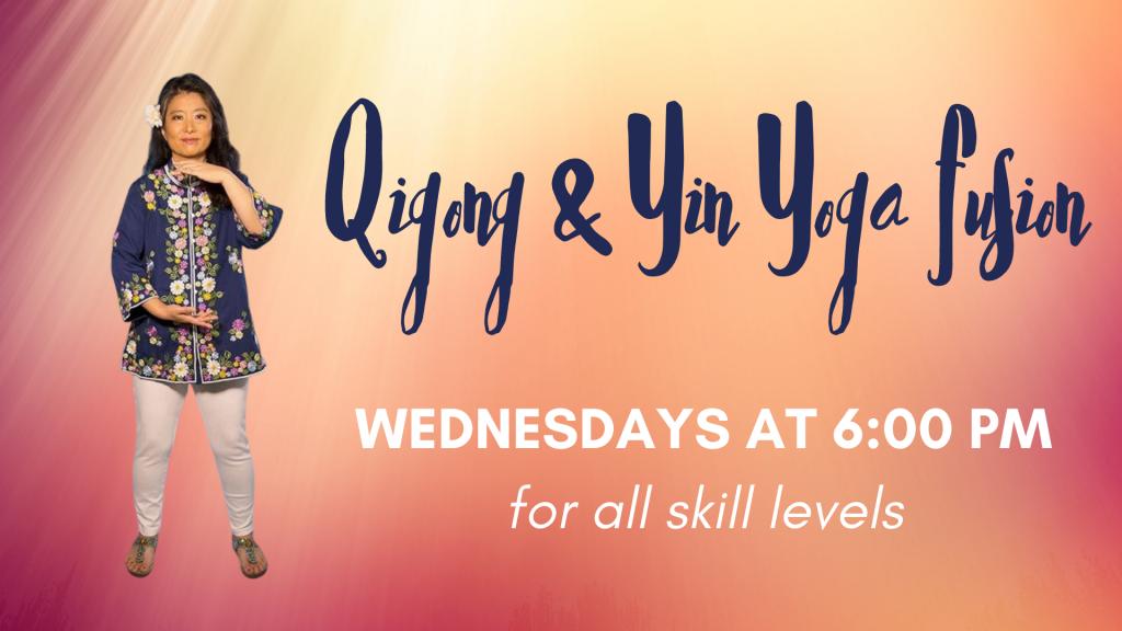 QiGong & Yin Yoga Fusion @ Float State