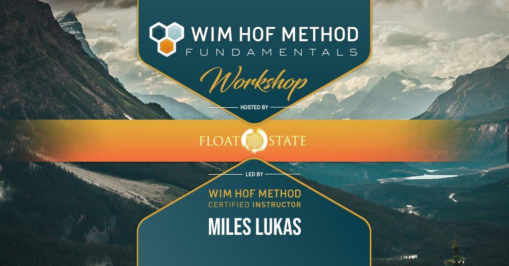Wim Hof Method Fundamentals @ Float State